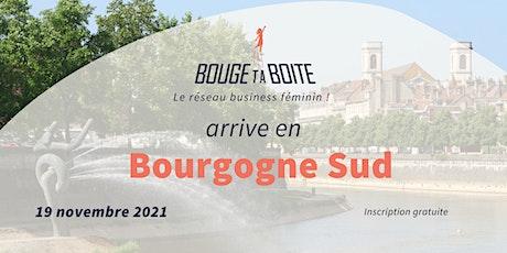 Lancement de Bouge ta Boite Bourgogne Sud billets