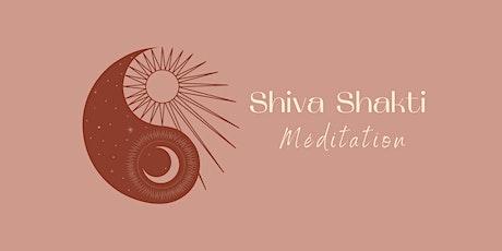 Shiva Shakti Méditation billets