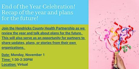 HCHP Quarterly Partnership Meeting- End of Year Celebration tickets
