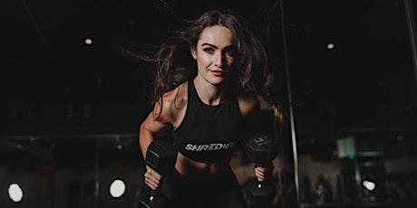 Shred415 x Athleta  Bellevue Workout tickets