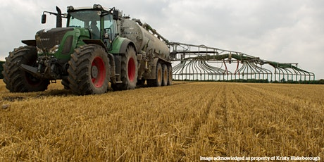 The Future of Digestate Use on Farmland tickets