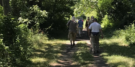 First Saturday Wellness Walk - D&R Canal State Park Towpath tickets
