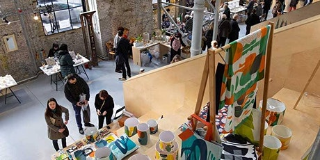 Craft Central Open Studios & Winter Market tickets