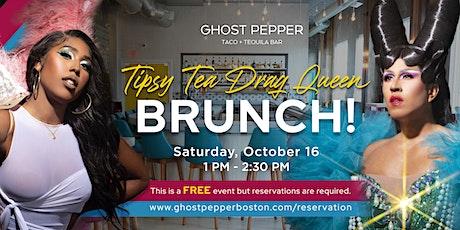 Tipsy Tea Brunch - Drag Queen Show tickets