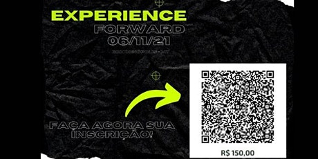 Experience Forward ingressos