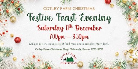 Cotley Farm Christmas Festive Feast tickets