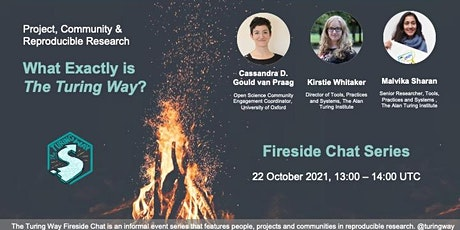 The Turing Way Fireside Chat tickets