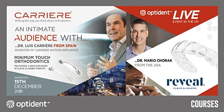 Minimum Touch Orthodontics  & A New Paradigm in Clear Aligner Therapy tickets