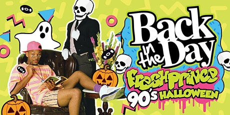 Fresh Prince 90's Halloween tickets