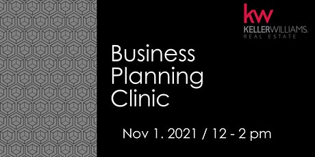Business Planning Clinic with Chris LaGarde tickets