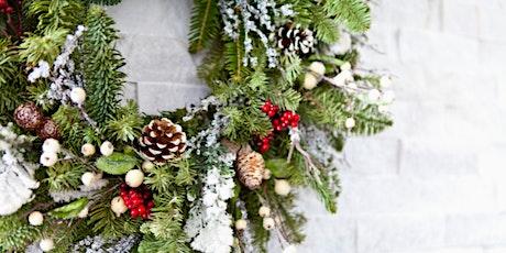 Wreath Decorating Workshop - Union City tickets