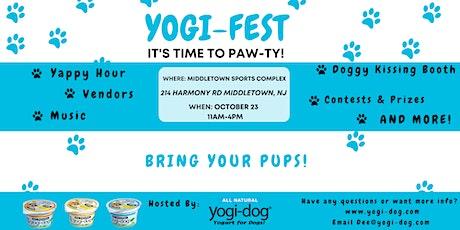 Yogi-dog Fest tickets