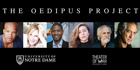 The Oedipus Project: Climate Crisis, Notre Dame tickets