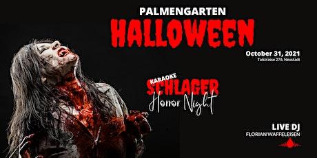 HALLOWEEN SCHLAGER PARTY Tickets