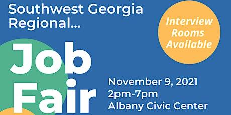 Southwest Georgia Regional Job Fair tickets