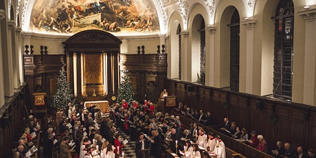 Supporters' Christmas Carol Service tickets