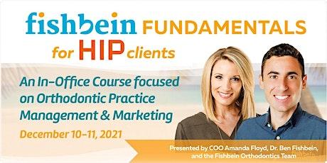 Fishbein Fundamentals for HIP Creative: Sponsorship Opportunities Dec. 21 tickets