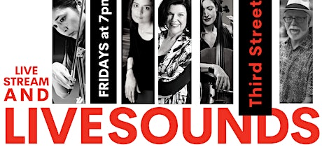 LiveSounds - American Music Faculty Concert tickets