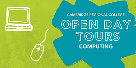 Computing Open Day Tours tickets