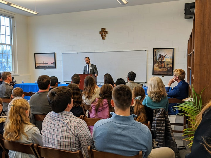 St. Jerome Institute Fall 2021 Open House image