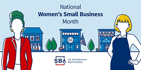 National Women's Small Business Month tickets