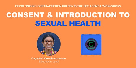 Consent & Introduction to Sexual Health tickets