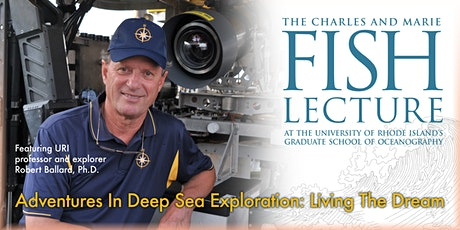 Adventures In Deep Sea Exploration with Robert Ballard (In person) tickets