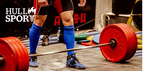 Hull Sport Powerliftting Competition tickets