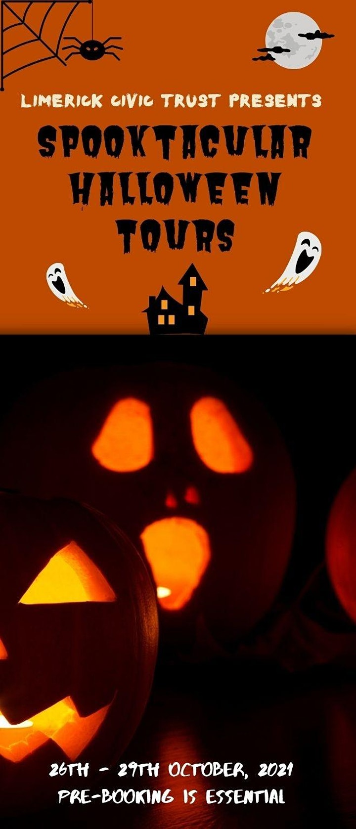 Spooktacular Halloween Tours - SOLD OUT image