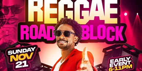 REGGAE ROADBLOCK FEAT CHRIS MARTIN tickets
