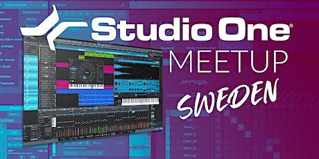 Studio One E-Meetup Sweden Tickets
