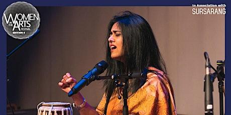 WOMEN IN ARTS FESTIVAL ED 5 - IN CELEBRATION OF DIWALI - SANJUKTA MITRA tickets