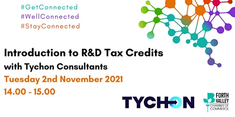 Introduction to R&D Tax Credits with Tychon Consultants tickets