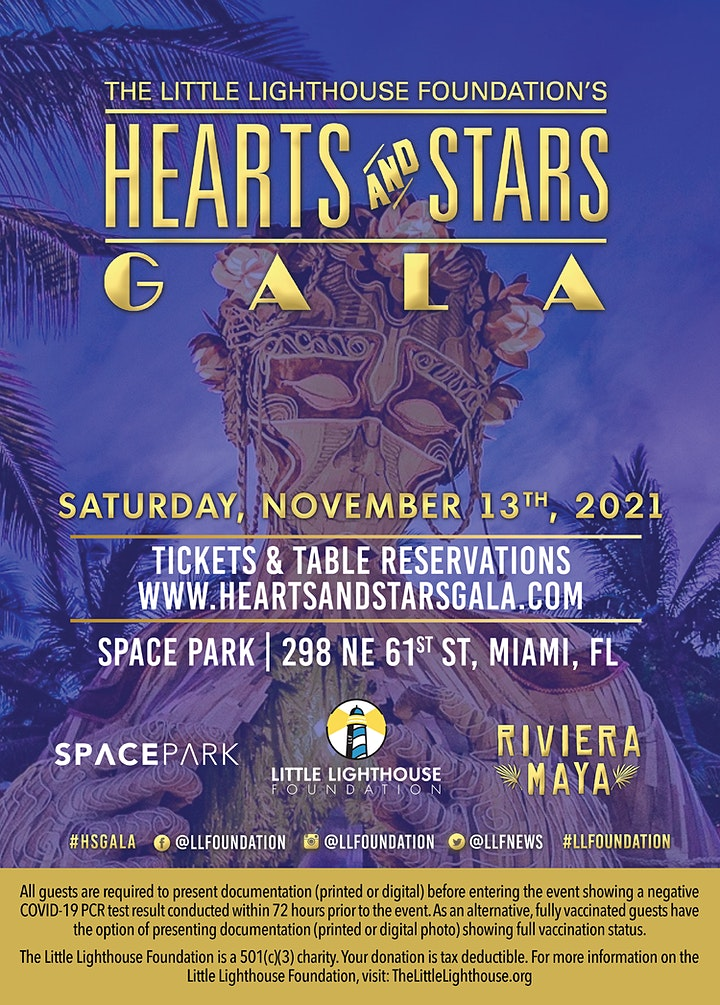 Hearts & Stars Gala: Riviera Maya image