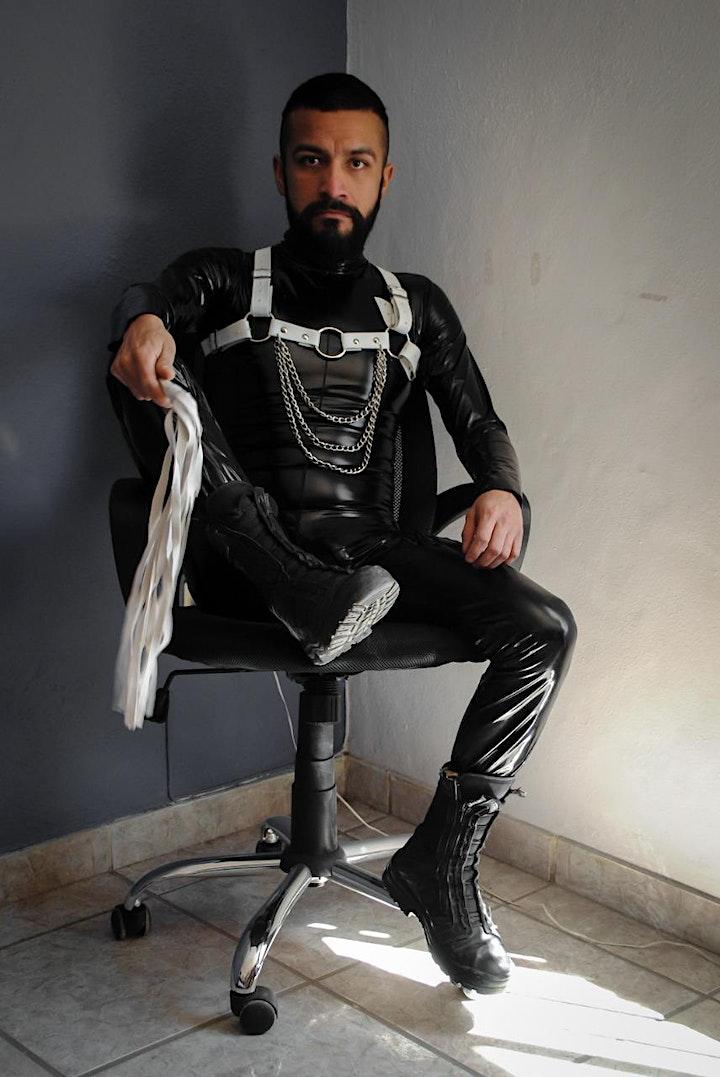 Imagen de Cinema Canta Presenta: Taller  BDSM
