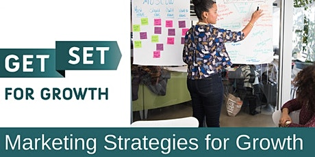 Marketing Strategies for Growth tickets
