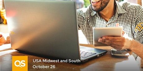 QS Virtual MBA Event Midwest & South tickets