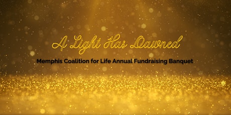 General Admission - Memphis Coalition for Life Annual Fundraising Banquet tickets