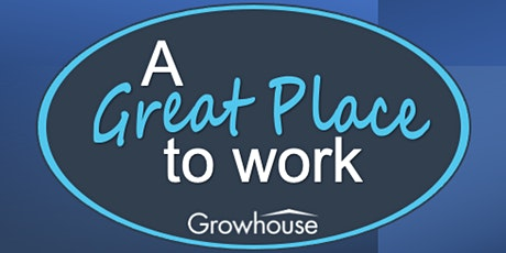 A Great Place to Work - sharing session tickets