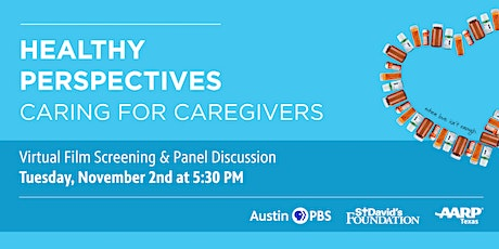 Healthy Perspectives: Caring for Caregivers tickets
