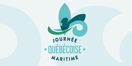 Journée maritime québécoise 2021 - Conférence grand public - Projet MARS billets