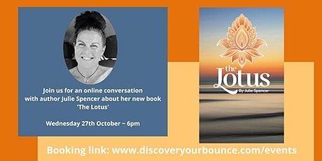 The Lotus Book Launch Party! tickets