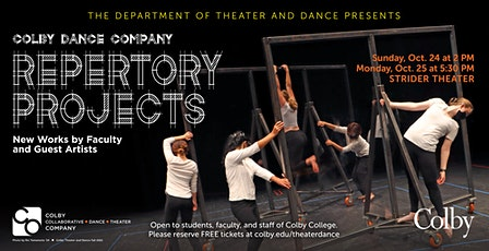 Repertory Projects—New Works by Faculty and Guest Artists tickets