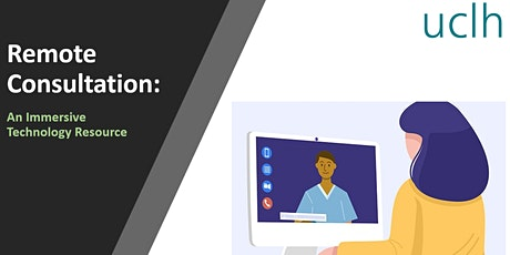 Remote Consultation: An Immersive Technology Resource | Pilot tickets