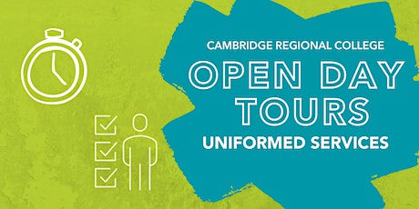 Uniformed Services Open Day Tours tickets