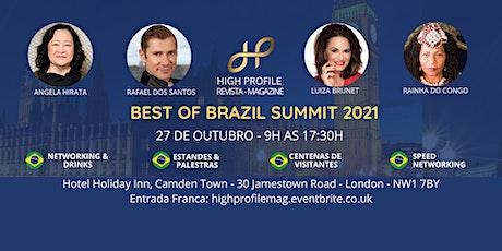 Best of Brazil Summit 2021 - General Public   tickets