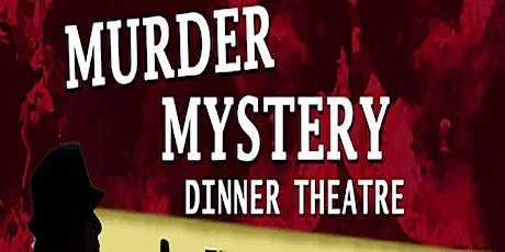 Murder Mystery Dinner 11/19/2021 tickets