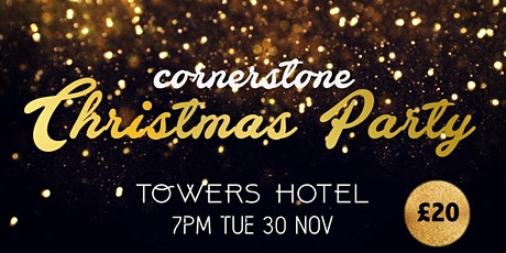 Cornerstone Christmas Party 2021 tickets