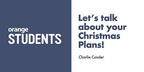 Let's Talk About Your Christmas Plans! tickets