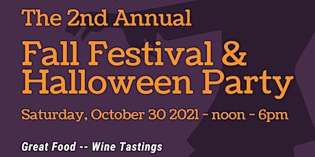 Hamilton Pool Vineyards & Farms 2nd annual Fall Festival! tickets